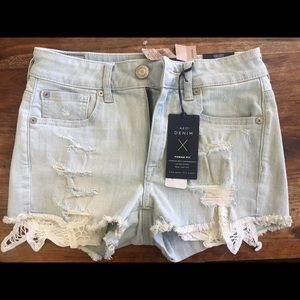 American Eagle brand new shorts